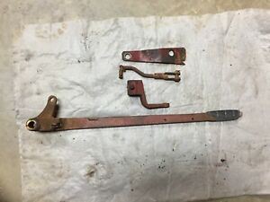 International Farmall 460 Pto Engagement Lever Handle Linkages