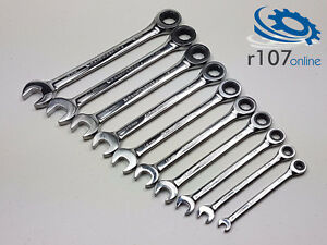Genuine Gearwrench Ratchet Spanners 6 18mm Wrench Set