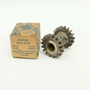 37 39 Chevy Cars Trucks 3 Speed Transmission Reverse Idler Gear Gm 590925 Nos
