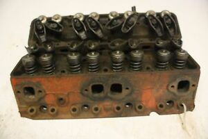 Chevy 3911032 Small Block Cylinder Heads 307 327 68 70 1 72 1 50 70cc Sbc Steel