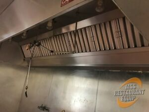 Captive air Commercial Exhaust Hood 11 X 54
