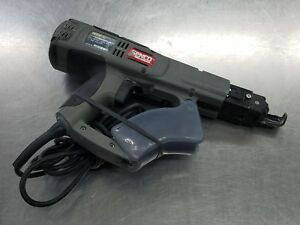 Senco Ds200 ac Corded Collated Drywall Screw Gun Free Shipping