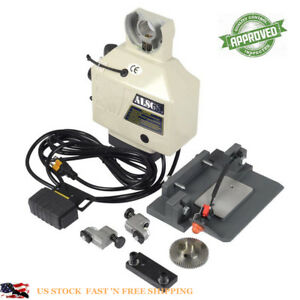 Alsgs Alb 310 Horizontal Power Table Feed Milling 110v