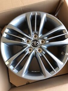 17 Toyota Camry 2015 2017 15 Spoke Factory Oem Wheels rims