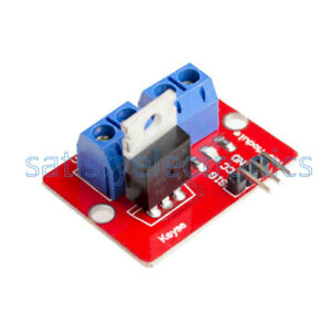5pcs Mosfet Button Irf520 Mosfet Driver Module For Arduino Arm Raspberry Pi New