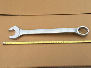 Stahlwille Vanadium 80mm Combination Spanner Long Open Box End Wrench 40148080