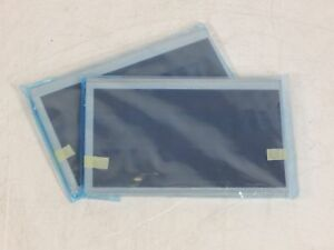 Pair Of Sharp 7 Inch Lq070y3dg05 Tft Lcd Panel 800x480px With Touch Screen New