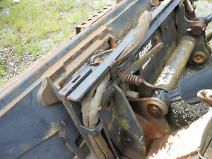 Bobcat Brand Tilt tatch Skid Steer Tilt tach Tilt Tatch Attachment 48 Dozer Ir