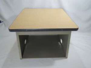Smith System Lectern Podium Presentation Lecture Box Tabletop Sturdy Quality