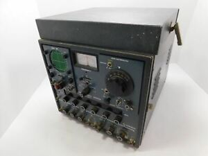 Cushman Ce 5 Communications Monitor For Parts Restoration W 301 305b Plugins