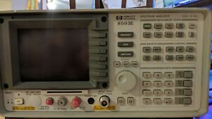 Hp agilent 8593e With Options 041 119 130 Spectrum Analyzer Highly Accurate