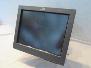 Ibm Surepos 500 Touchscreen 4846 565 15 Point Of Sale 12x1001 42v3958 Display