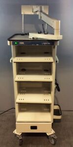 Storz Gokart 9601f Video Endoscopy Cart 2 Medical Healthcare Endoscopy Or