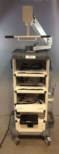 Karl Storz 9601hd Video Endoscopy Tower Medical Healthcare Endo Equipment