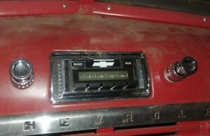 1947 1948 1950 1951 1952 1953 Chevy Truck Pickup Radio With Mp3 Aux