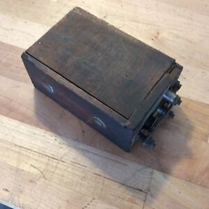 Ford Model T Coil Old W W