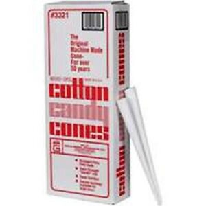Cone Floss 4bx 300 Each Part 3321 By Gold Medal Products