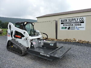 Cid Xtreme 60 Brush Hog Cutter Mower Bobcat Skid Steer Loader Cat Asv Deere