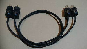 Power Cable Abbasaudio klangfilm Wire 12awg 1 0m