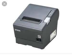 Epson Tm t88v M244a Rs 232 Usb Thermal Pos Receipt Printer