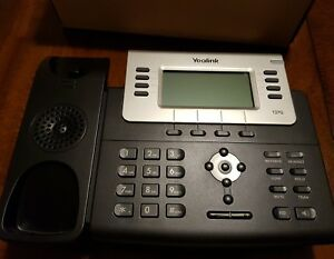 Yealink Sip t27g Executive Ip Phone Poe 3 7 Display