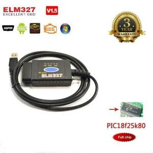 Antibreak Forscan Elm327 Usb Switch Ford Android Obd Modified Elmconfig Withftdi