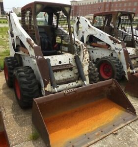 2005 Bobcat S300 Skid Steer Loader Coming Soon