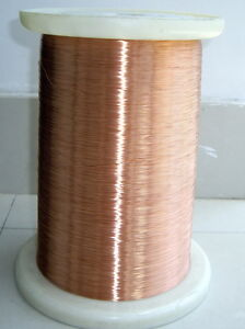 Polyurethane Enameled Copper Wire Magnet Wire 2uew 155 0 38mm a40k Lw