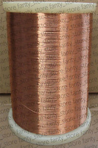 Polyurethane Enameled Copper Wire Magnet Wire 2uew 155 0 41mm a40l Lw