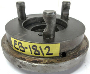 8 1 2 Diameter D1 6 Spindle To A2 8 Chuck Mount Conversion Adapter Plate