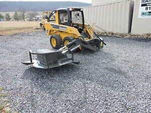 Bobcat Skid Steer Attachment New Cid Xtreme 44 Swing Boom Cutter Mower Brushhog