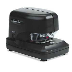 Swingline High volume Electric Stapler 30 sheet Capacity Black 69008