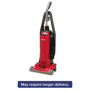 Sanitaire Hepa Filtration Upright Vacuum 23 Lb 4 5 Qt Red Sc5815d