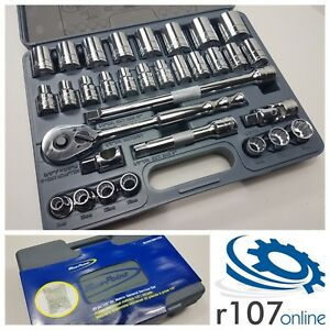 Blue Point 32pc 1 2 Socket Set As Sold By Snap On