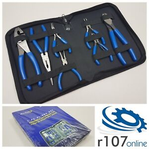 Blue Point 7pc Pliers Cutters Set Incl Vat As Sold By Snap On