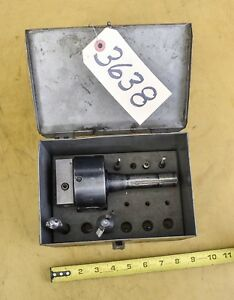 Bridgeport Boring Head 2 ctam 3638