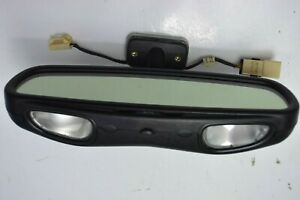 1998 2001 Volvo C70 Convertible Only Auto Dim Rear View Mirror 98 01