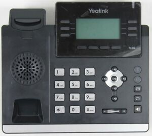 Yealink Sip t42g Ultra elegant Gigabit 12 line Voip Office Phone