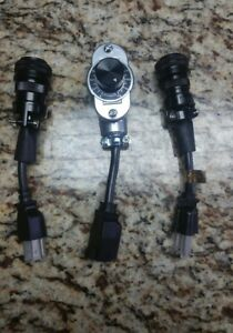 Custom Made Welding Remote Includes Lincoln 6 Pin And Miller 14 Pin Adapters