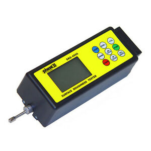 Phase Ii Srg 4000 Portable Surface Roughness Tester Profilometer