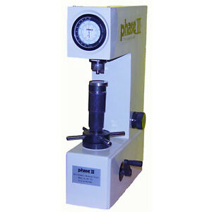 Phase Ii 900 375 Analog Twin Rockwell superficial Hardness Tester