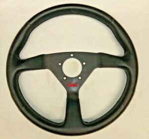 Grant Racing Black Performance Gt 14 Steering Wheel Free Shipping New