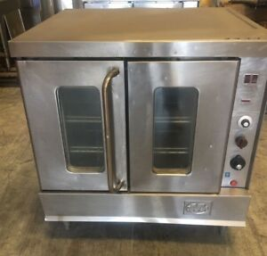 Montague Convection Oven Commercial Bakery Oven