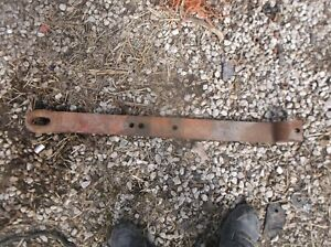 Allis Chalmers Wd Wd45 Snap Coupler Tractor Draw Bar Bell Hitch