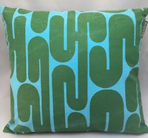 Vintage Mid Century Alexander Girard Herman Miller Fabric Pillow Cover