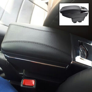 From Us Center Console Armrest Arm Rest For Nissan Versa 2007 2011 Storage Box