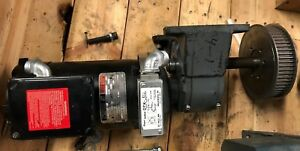 Reliance T56h1022ab Motor With Gearbox