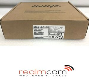 New Avaya 9620c Ip Phone 700461205 Charcoal Grey