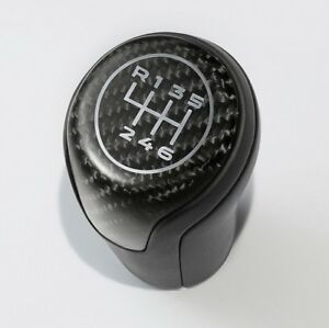 Jaguar F type Carbon Fiber Manual Gear Shift Knob T2r24247
