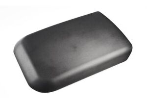 2005 2009 Ford Mustang Or Shelby Center Console Cover Armrest Pad Lid Black